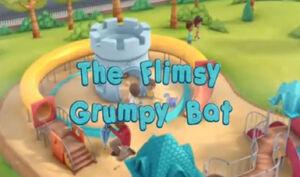The Flimsy Grumpy Bat