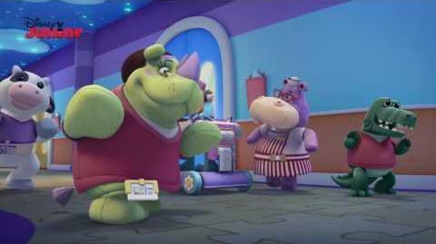 Doc McStuffins Wicked King Disney Junior UK