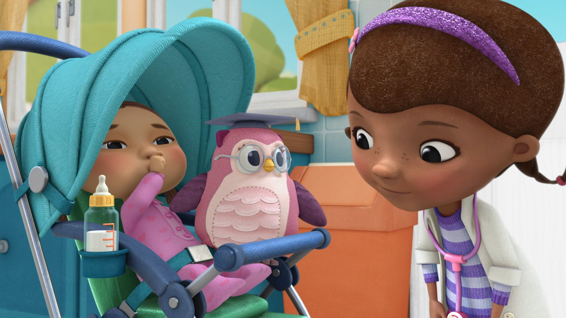 Hooty S Duty Doc Mcstuffins Wiki Fandom Powered By Wikia