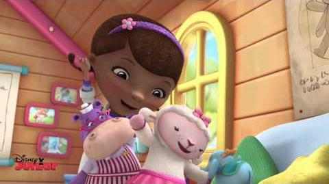 """Bedtime"" Song Doc McStuffins Disney Junior UK"