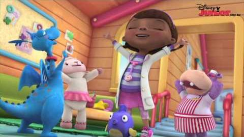 Doc McStuffins - Three Cheers for Chilly - Disney Junior Official