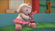 Lambie and piglet 2