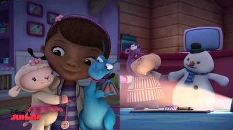 """""""The Big Storm"""" Song Doc McStuffins Disney Junior UK"""