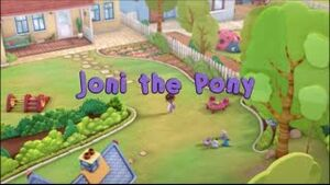 Joni the pony title