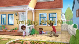 Training Army Al