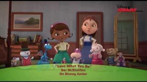 Doc McStuffins - Song Love What You Do - Disney Junior Official