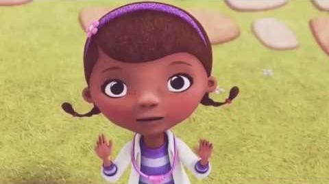Doc McStuffins - Stay Calm with Lyrics