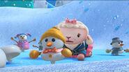 Lambie and snowpeeps2