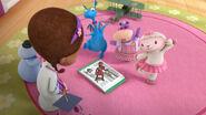 Stuffy, lambie and hallie dancing