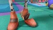Southwest sal's broken boot