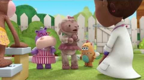 Doc McStuffins - Out of Sight, Out of Mind - Song