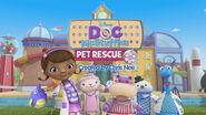 Doc McStuffins Pet Rescue Title