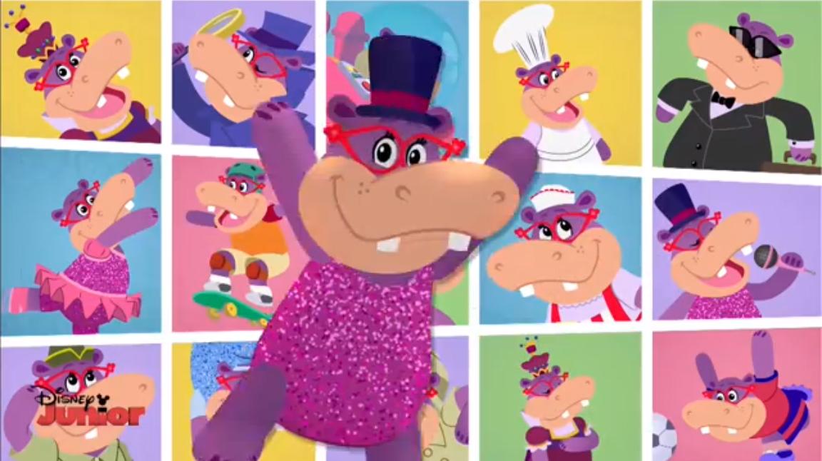 Hallie Hippo Happy Hour Doc Mcstuffins Wiki Fandom Powered By Wikia