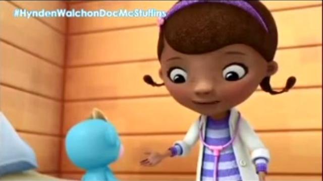 Doc McStuffins - Bubble Monkey, Blow Your Nose! (S2 EP9b) (Part 4 5)