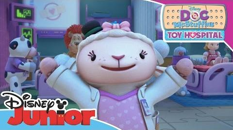 Doc McStuffins - In the Emergancy Room Song Official Disney Junior Africa