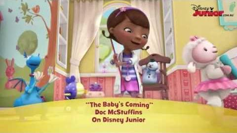 Doc McStuffins - Song The Baby's Coming - Disney Junior Official