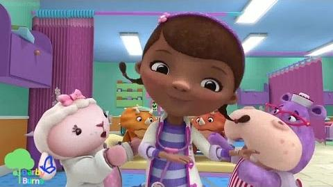 Doc McStuffins Toy Hospital The Doc's Gonna Figure it Out - Song Music Video
