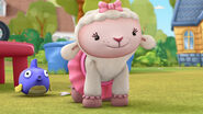 Lambie and squeakers