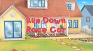 Run Down Race Car