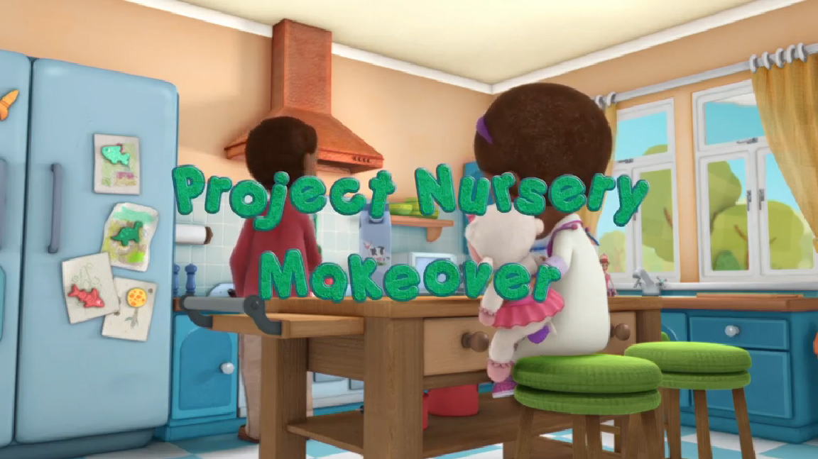 Project Nursery Makeover Le