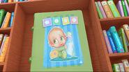 Baby book doc mcstuffins