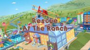 Rescue at the ranch title