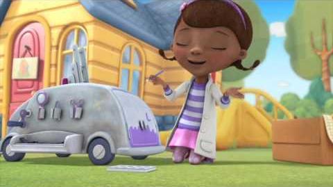 Doc McStuffins - Music Time The Doc Mobile - Disney Junior Official