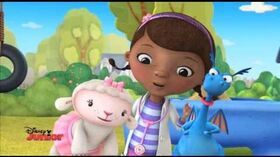 Doc McStuffins - Rest Your Rotors, Ronda