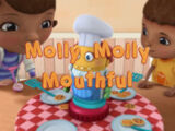 Molly Molly Mouthful (segment)