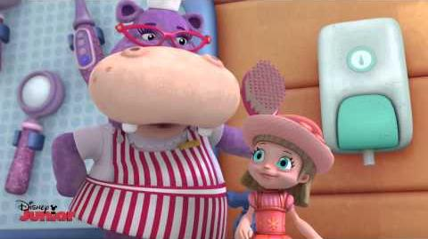 """Peaches Bath"" Song Doc McStuffins Disney Junior UK"