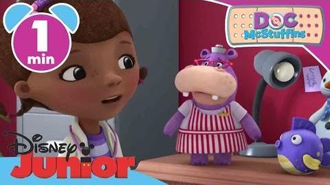 Doc McStuffins Even the Brave Song Disney Junior UK