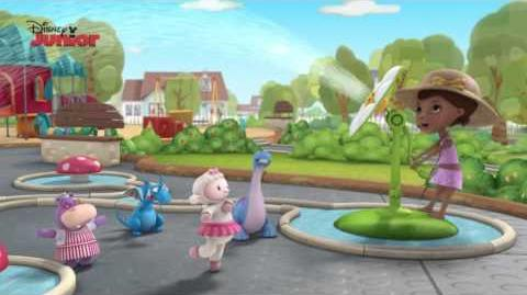 Take Care Song Doc McStuffins Official Disney Junior UK HD