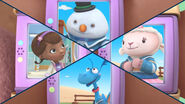 Doc, lambie, stuffy and chilly