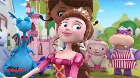 """Sir Kirby and the Plucky Princess"" Song Doc McStuffins Disney Junior UK"