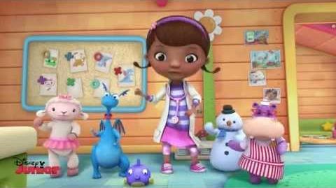 """Get Up & Go"" Song Doc McStuffins Disney Junior UK"