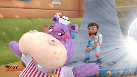 """The Right Shoes"" Song Doc McStuffins Disney Junior UK"