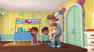 Birthday party doc mcstuffins