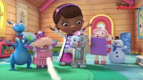 Doc McStuffins - Song You Can Be a Doctor Too - Disney Junior Official