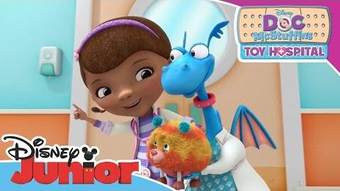 Doc McStuffins - Therapy Pet Song Official Disney Junior Africa
