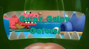 Gulpy, Gulpy Gators!
