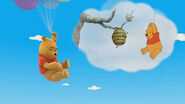 Winnie the pooh thinks about honey again