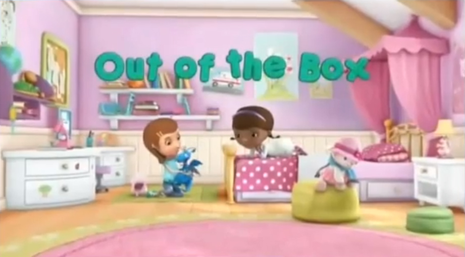 Doc mcstuffins jack in the box