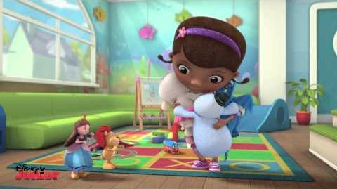 Doc McStuffins - The Doctor Will See You Now - Time For Your Check-Up