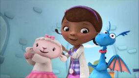 Doc, lambie and stuffy