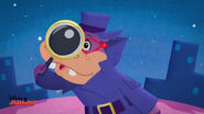 Animated hallie the detective