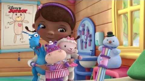 """Bump Your Noggin"" Song Doc McStuffins Disney Junior UK"