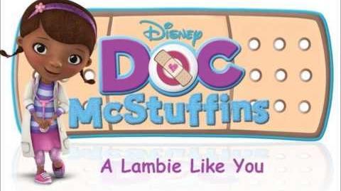 Doc Mcstuffins - A Lambie Like You