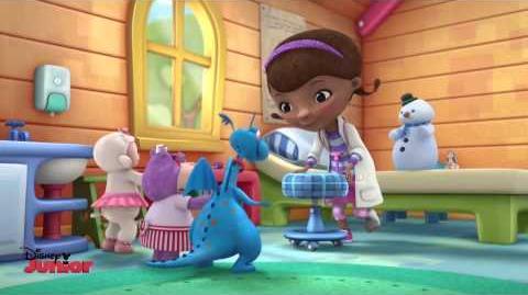 """Run Doc Run"" Song Doc McStuffins Disney Junior UK"