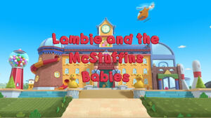 Lambie and the mcstuffins babies title