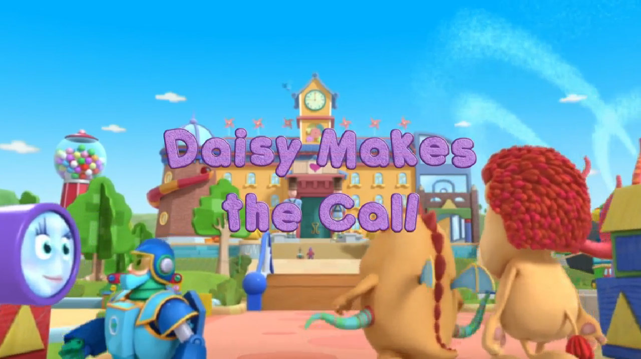 Daisy Makes The Call Doc Mcstuffins Wiki Fandom Powered By Wikia